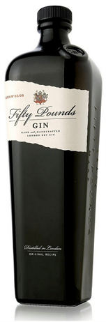 Fifty Pounds Gin London Dry